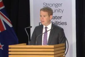 """Extensive potential exposure"" prompts level 2 move for Wellington"