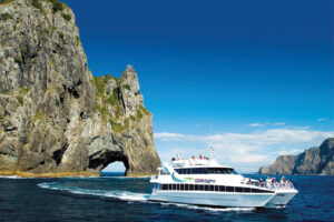 Explore buys Fullers GreatSights in Bay of Islands