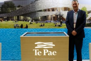 Te Pae's Ross Steele on ushering in a 'new generation' convention centre