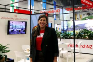 'We're back, we're ready' – Heaphy on Chch's business events strategy