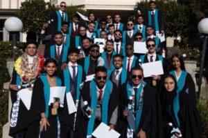 Airways sees 34 air traffic control students graduate