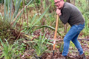EcoZip donates $8k for native tree planting
