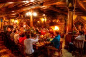 Hobbiton to host mid-winter feast
