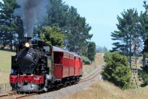 """Vintage rail """"spreads the love"""" for domestic tourism"""