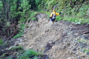 DOC closes Heaphy Track because of storm damage