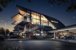 $69m revamped transport hub opens