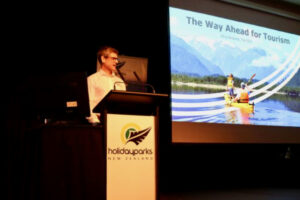 Tourism faces 'wedge of uncertainty' – TIA's Roberts