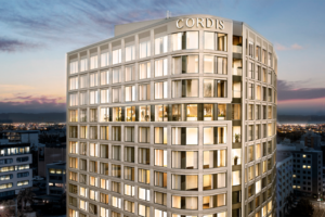 New tower at Cordis Auckland hotel to open October