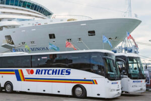 KKR buys coach and bus operator Ritchies