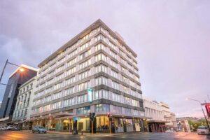 Scenic brings back Dunedin City hotel