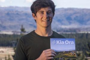 Young Central Otago photographer's shot makes Kia Ora cover