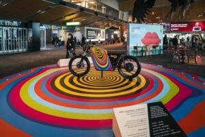 Wellington Airport adopts Streetdog to promote EVs